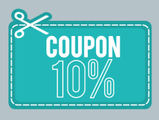 10-Coupon-Vector